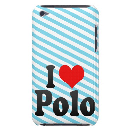 Amo polo barely there iPod protectores