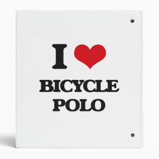 Amo polo de la bicicleta