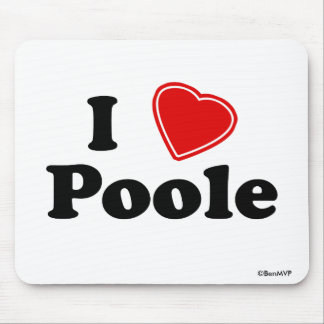 Amo Poole Alfombrillas De Ratón