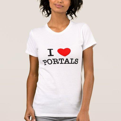 Amo portales poleras