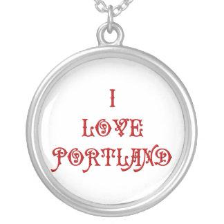 Amo Portland Colgante Redondo