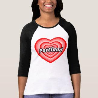 Amo Portland Polera