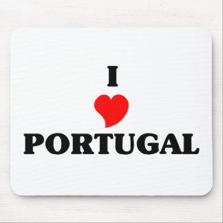 Amo Portugal Alfombrillas De Raton