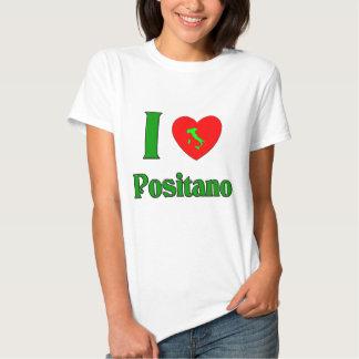 Amo Positano Italia Polera