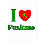 Amo Positano Italia Postal