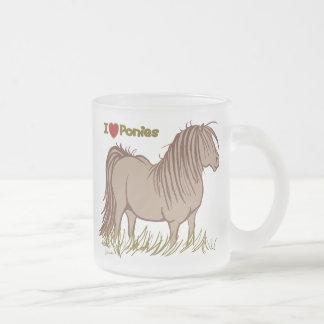 Amo potros taza