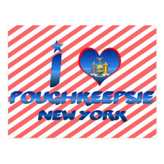 Amo Poughkeepsie, Nueva York Postales