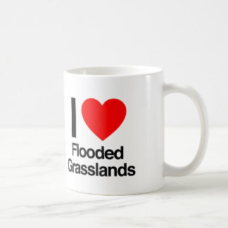 amo prados inundados taza clásica