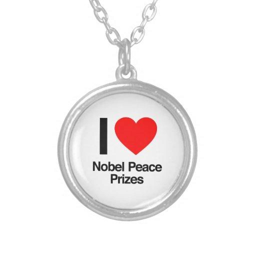 amo Premios Nobel de la Paz Pendiente