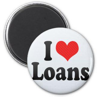 Amo préstamos iman
