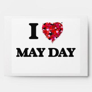 Amo primero de mayo sobre
