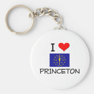 Amo PRINCETON Indiana Llavero Redondo Tipo Pin