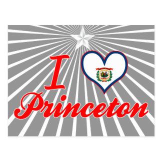 Amo Princeton, Virginia Occidental Postal