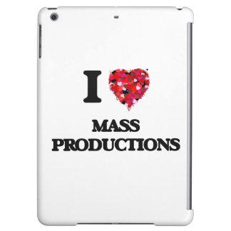 Amo producciones en masa