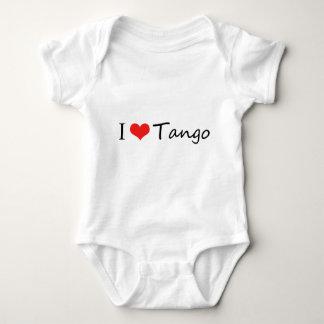 ¡Amo productos frescos del tango! Body Para Bebé