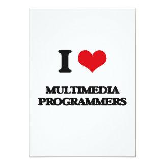 Amo programadores de las multimedias comunicados personalizados