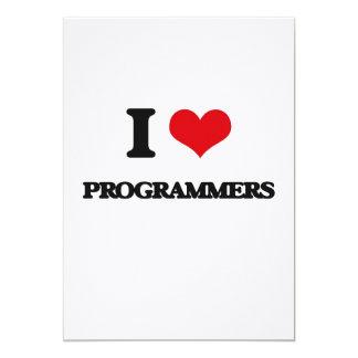 Amo programadores comunicados personales