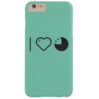 Amo proporciones funda para iPhone 6 plus barely there