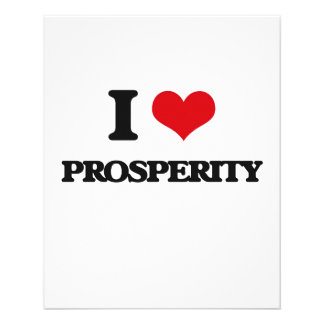 Amo prosperidad tarjetones