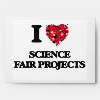 Amo proyectos de la feria de ciencia sobre