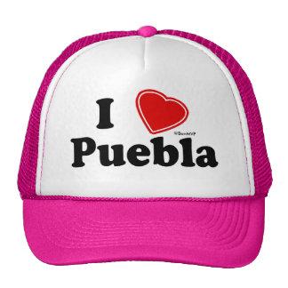 Amo Puebla Gorros Bordados