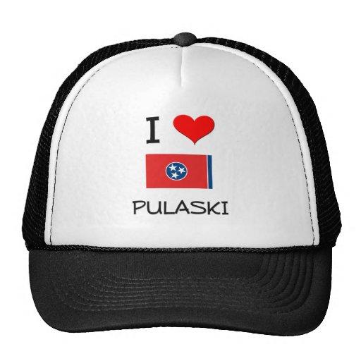 Amo Pulaski Tennessee Gorros