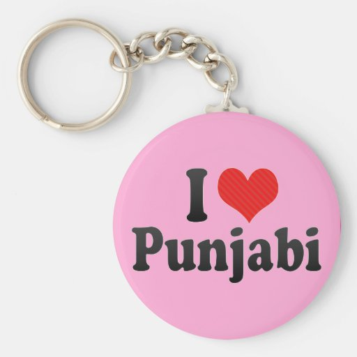 Amo Punjabi Llavero