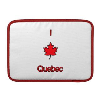 Amo Quebec Fundas Macbook Air
