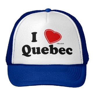 Amo Quebec Gorra