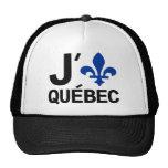 Amo Quebec Gorras