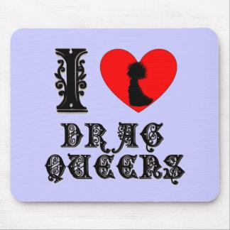 Amo Queens de fricción Mouse Pads