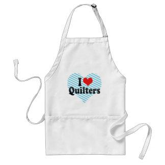 Amo Quilters Delantales