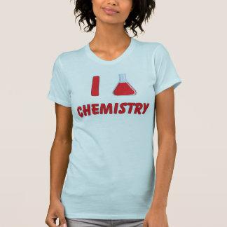 Amo química (del frasco) remera
