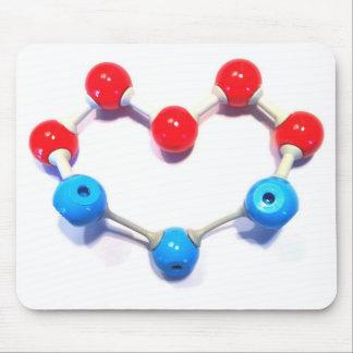 Amo química tapetes de ratón