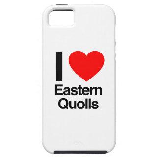 amo quolls del este iPhone 5 Case-Mate protectores