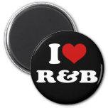 Amo R&B Imán Para Frigorífico
