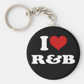 Amo R&B Llaveros
