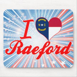 Amo Raeford, Carolina del Norte Tapete De Raton