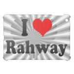 Amo Rahway, Estados Unidos