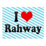 Amo Rahway, Estados Unidos Postal