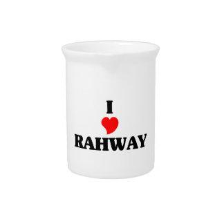 Amo Rahway Jarras De Beber