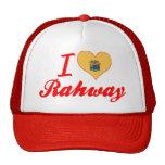 Amo Rahway, New Jersey Gorra