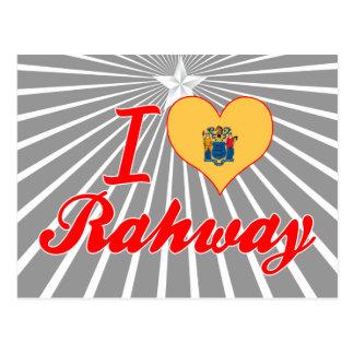 Amo Rahway, New Jersey Postal