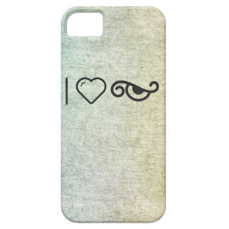 Amo rajas del ojo funda para iPhone 5 barely there
