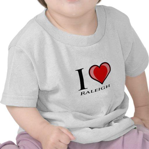 Amo Raleigh Camiseta