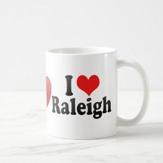Amo Raleigh Taza De Café