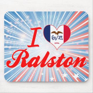 Amo Ralston, Iowa Mouse Pads