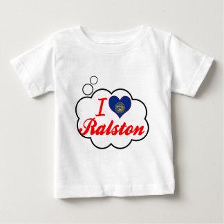 Amo Ralston, Nebraska Camisas