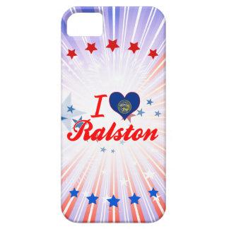 Amo Ralston, Nebraska iPhone 5 Funda