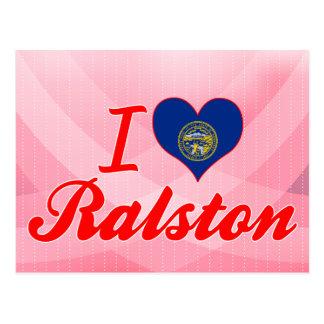 Amo Ralston, Nebraska Postal